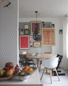 interieur styling eetkamer