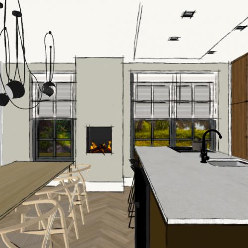 Nieuwbouw Villa | Groenekan